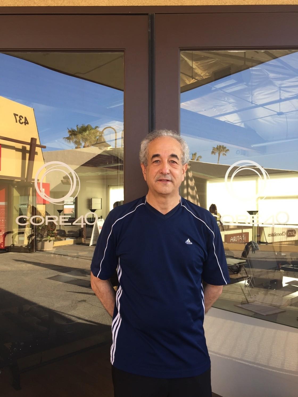 CORE40 super client Arturo Levin