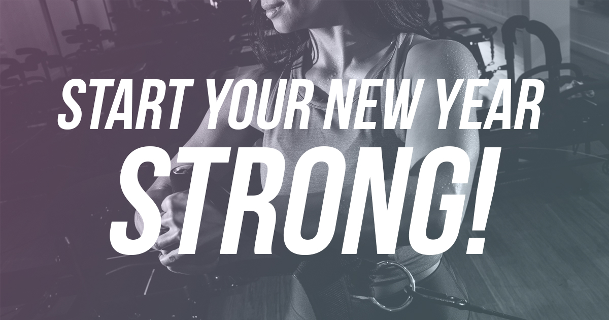 CORE40 - Start Your New Year Strong